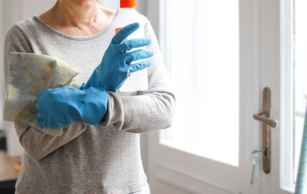 Spring Cleaning Tips – Washing Walls